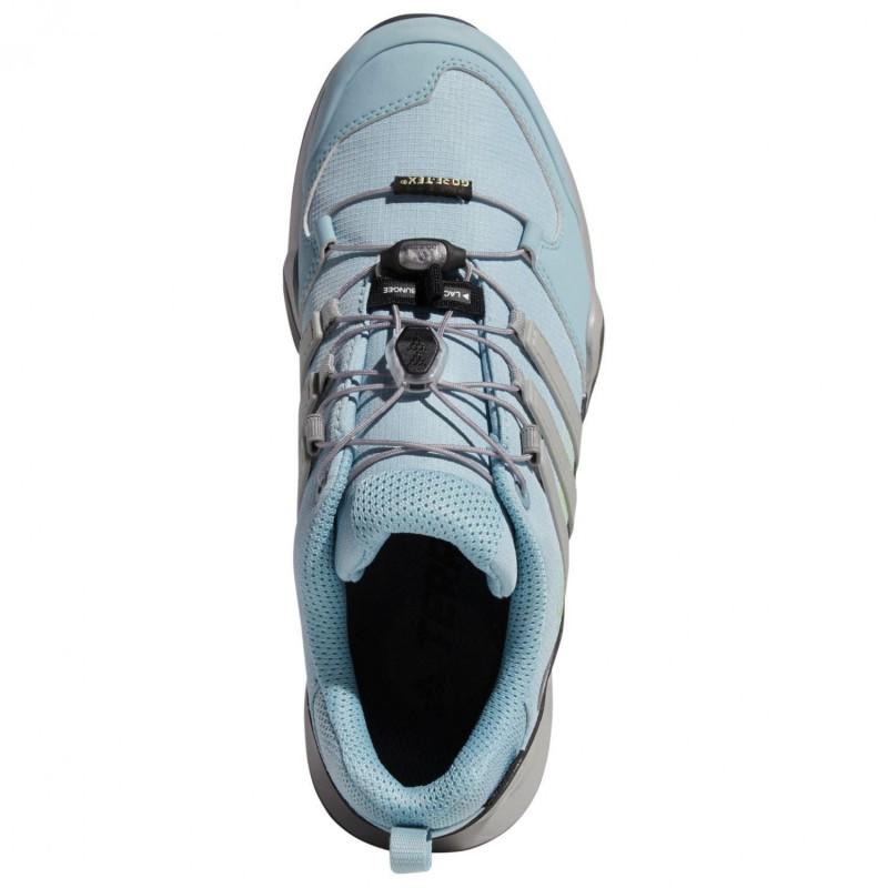 Electropositivo abrazo Contaminar  ADIDAS TERREX SWIFT R2 GTX WOMENS - ASH GREY - Walking - Womens - Footwear  - View by Category