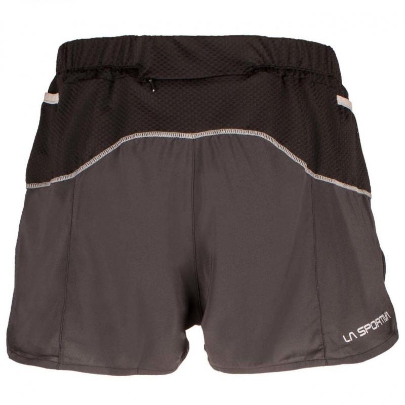 9134d689bd LA SPORTIVA AUSTER SHORT MENS - BLACK - La Sportiva Clothing - La ...