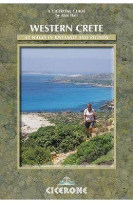 WESTERN CRETE: 45 WALKS IN KISSAMOS AND SELINOS - CICERONE GUIDE