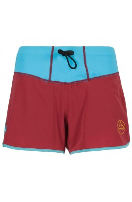 LA SPORTIVA SNAP SHORTS WOMENS - BERRY