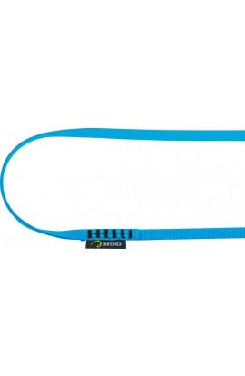 EDELRID TECH WEB SLING 12MM X 120CM - TURQUOISE
