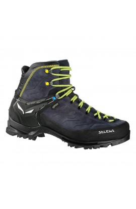 SALEWA RAPACE GTX MENS - NIGHT BLACK/KAMILLE