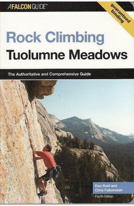 ROCK CLIMBING TUOLUMNE MEADOWS - FALCON GUIDE
