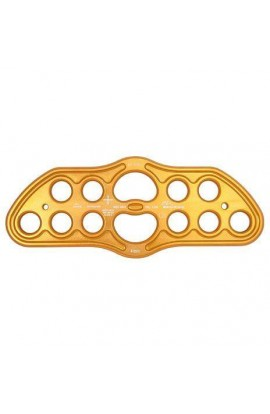 DMM BAT PLATE - L - GOLD