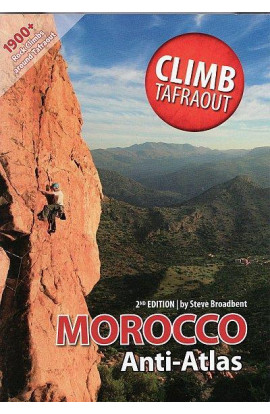 CLIMB TAFRAOUT - MOROCCO ANTI-ATLAS - 2ND EDITION