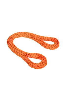 MAMMUT 8.7MM ALPINE SENDER DRY - 60M - ORANGE/BLACK