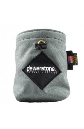 DEWERSTONE X ORGANIC CHALK BAG - SLATE
