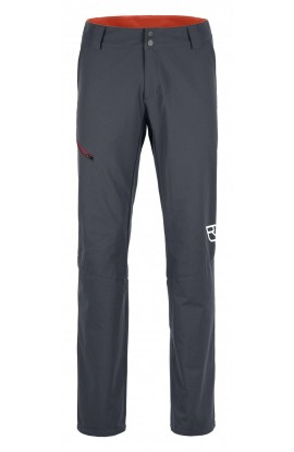ORTOVOX PELMO PANT MENS - BLACK STEEL