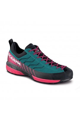 SCARPA MESCALITO WOMENS - TROPICAL GREEN/ROSES RED