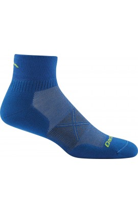 DARN TOUGH MENS 1/4 SOCK ULTRA LIGHT CUSHION - MARINE (1770)