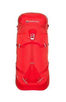 MONTANE FAST ALPINE 40 - M/L - FLAG RED
