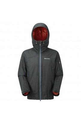 MONTANE MINIMUS HYBRID JACKET MENS - SHADOW