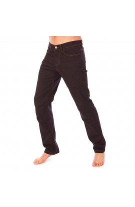 3RD ROCK MERCURY JEAN - (REG) - BLACK