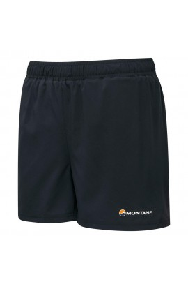 MONTANE CLAW SHORT WOMENS - BLACK