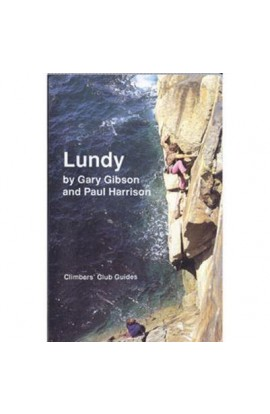 LUNDY - CLIMBERS CLUB GUIDE