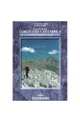 WALKS IN CORDILLERA CANTABRICA - CICERONE