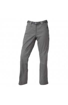 MONTANE TERRA RIDGE PANT WOMENS - SHORT - MERCURY