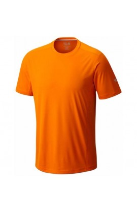 MOUNTAIN HARDWEAR PHOTON TEE MENS - ALPIN ORANGE