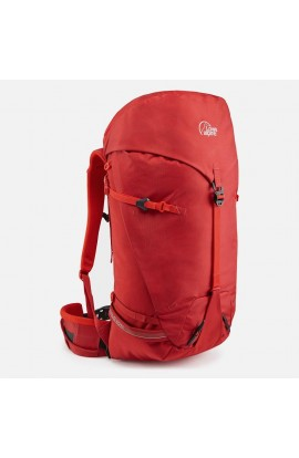 LOWE ALPINE HALCYON 45-50 - REGULAR - HAUTE RED