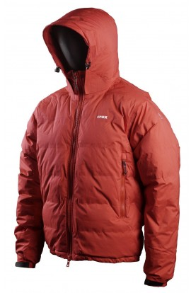 CRUX PLASMA JACKET MENS - RED