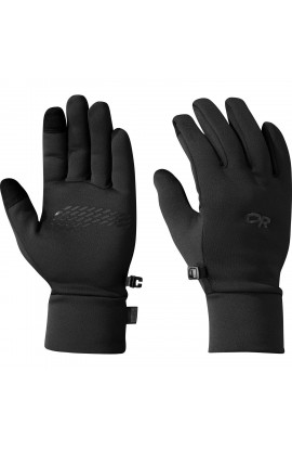 OUTDOOR RESEARCH PL 100 SENSOR GLOVES WOMENS - BLACK