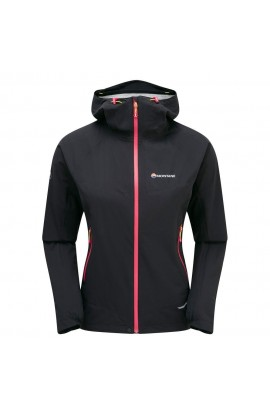 MONTANE MINIMUS STRETCH ULTRA JACKET WOMENS - BLACK