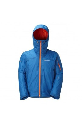 MONTANE MINIMUS HYBRID JACKET MENS - ELECTRIC BLUE