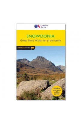 PATHFINDER 14 - SNOWDONIA GREAT SHORT WALKS FOR ALL THE FAMILY