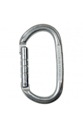 CLIMBING TECHNOLOGY PILLAR STEEL OVAL SNAPGATE