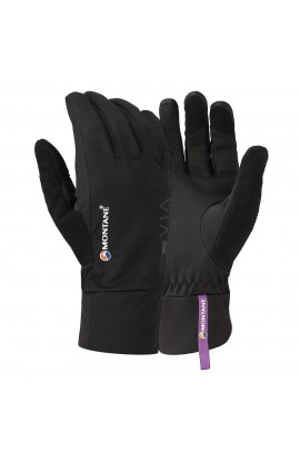 MONTANE VIA TRAIL GLOVE WOMENS - BLACK