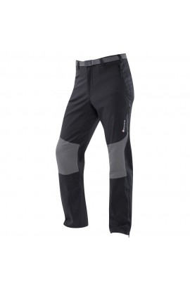 MONTANE TERRA STRETCH PANT MENS (SHORT) - BLACK