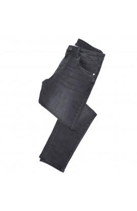 DEWERSTONE STRETCH JEANS - BLACK