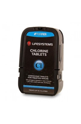 LIFESYSTEMS CHLORINE TABLETS (72)