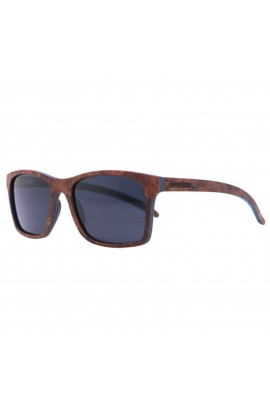 DEWERSONE ORTON 2.0 WOODEN SUNGLASSES - POLARIZED