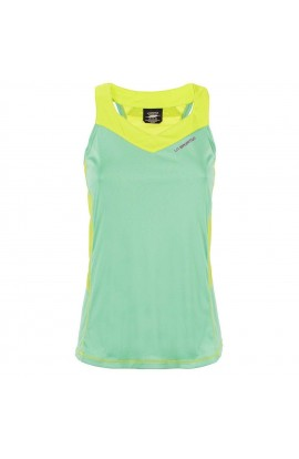 LA SPORTIVA JOY TANK WOMENS - JADE/APPLE GREEN