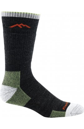 DARN TOUGH MENS BOOT SOCK CUSHION - LIME (1403)