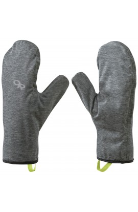 OUTDOOR RESEARCH SHUCK MITTS - CHARCOAL HEATH