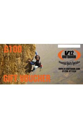 V12 OUTDOOR GIFT VOUCHER - £100