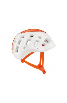 PETZL SIROCCO 2017 - WHITE/ORANGE