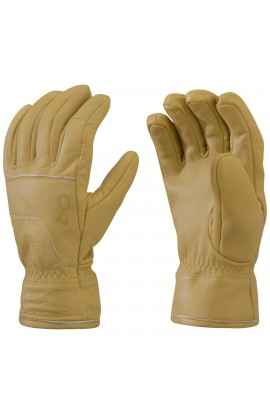 OUTDOOR RESEARCH AKSEL WORK GLOVE - NATURAL