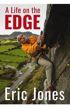 A LIFE ON THE EDGE - ERIC JONES