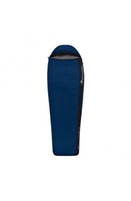 SEA TO SUMMIT TRAILHEAD THII SLEEPING BAG - REG LZ - COBALT/MIDNIGHT