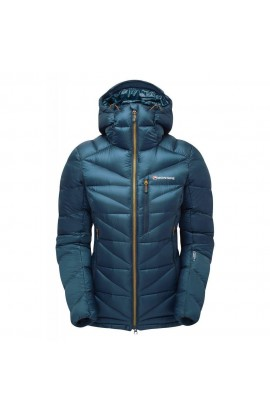 MONTANE ANTI-FREEZE JACKET WOMENS - NARWHAL BLUE