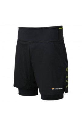 MONTANE TRAIL 2SK SHORTS - BLACK