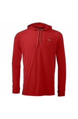 OUTDOOR RESEARCH ECHO HOODY - TOMATO