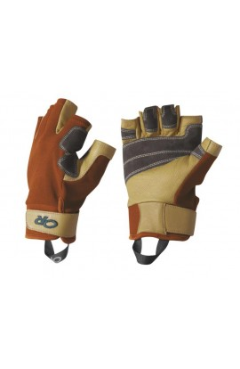 OUTDOOR RESEARCH FOSSIL ROCK GLOVE - UMBER