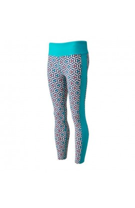 MOON HALF MOON KIDS LEGGING - BLUEBIRD