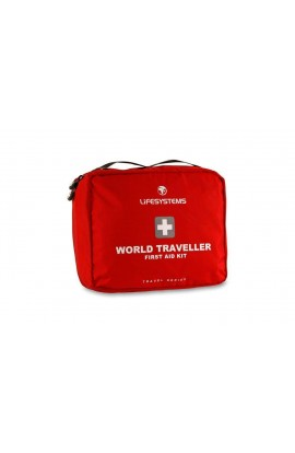 LIFESYSTEMS WORLD TRAVELLER FIRST AID KIT