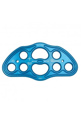 DMM BAT PLATE - M - BLUE