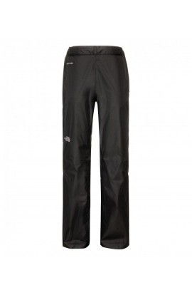 THE NORTH FACE VENTURE 1/2 ZIP PANT WOMENS - TNF BLACK